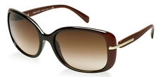 RARE Genuine PRADA Ladies Bordeaux Red Sunglass SPR 08O PR 08OS IAD-6S1 080 O8O
