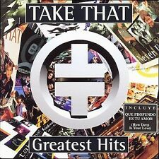 Greatest Hits by Take That (CD, Mar-1996, Bmg/Rca Records Label)