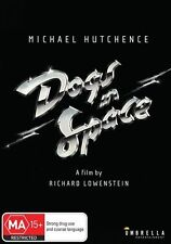 DOGS IN SPACE - MICHAEL HUTCHENCE -  NEW & SEALED DVD - FREE LOCAL POST