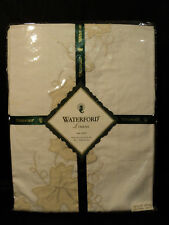 "GORGEOUS WATERFORD 52""  x 70""  ""ASHLING"" TABLECLOTH"