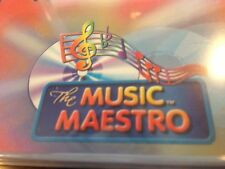 MUSIC MAESTRO KARAOKE 6051 HITS OF BARRY BILLY & ELTON CD+G OOP SEALED