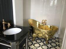 "Copper Bathtub ""MADE TO MEASURE"" Little Dragon"