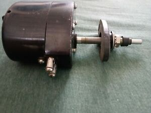 1928 1929 1930 1931 Ford Model A Window Wiper Motor-Good Used -6 Volt - Japan