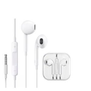 New Earphones Headphones For iPhone 6 6s 5C 5 5S iPAD Handsfree iPod UK Stock