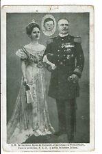 CPA - Carte postale -Pays Bas - S.M. Wilhelmine et le Prince Henri- VM2704