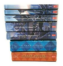 Harry Potter The Complete Series Lot Set Paperback Books 1-7