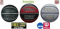 "Wilson NCAA Highlight Basketball SPECIAL EDITION & LIMITED Leather At 29.5"" inch"