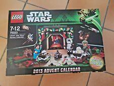 LEGO 75023 - STAR WARS CALENDRIER AVENT 2013 - NEUF EN BOITE NEVER OPENED SEALED