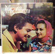EXC LP~HECTOR CABRERA~Canta Con El Conjunto De Mario Suarez~[NUVOX~REMO 108]~