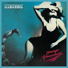 SCORPIONS (GERMANY) - SAVAGE AMUSEMENT: 50TH BAND ANNIVERSARY NEW CD