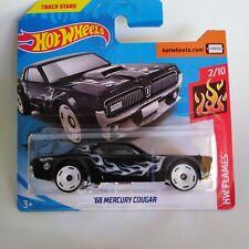 Hot Wheels 68 Mercury Cougar.