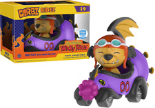 FUNKO Dorbz Ridez - Wacky Races - Muttley in Mean Machine - exclusive limited