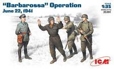 ICM 1/35 Opération Barbarossa, 1941 JUIN 22 Nº 35391