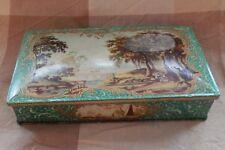 Vintage Scribbans-Kemp (Bakeries) tin (empty)