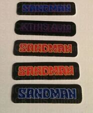 Suits Holden HQ HJ HX HZ - Custom Sandman Horn Badge.  Many Colours!