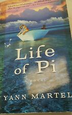 Life of Pi by Yann Martel (2004, Paperback) First Edition Mint condition