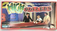 High Rollers Game Parker Brothers 1988 Based On Hit Tv Game Show Vintage
