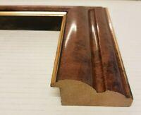 Cornice in legno RADICA per quadri,foto,stampe,poster LAR.CM.7.ALT.3.5 BAT 2.5