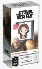 PREMIUM NUMBER SELECTION Chibi™ Coin Collection Star Wars™ Series – Obi-Wan...