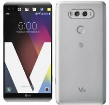 "LG V20 H910 AT&T + UNLOCKED SILVER GRAY 4G LTE 64GB 16MP 5.7"" 4GB RAM NEW OTHER"