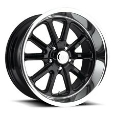 20x8 Us Mag Rambler U121 5x5.0 ET1 Gloss Black Wheel (1)