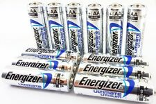 12 x LONG EXPIRY 3000mAh ENERGIZER AA ULTIMATE LITHIUM BATTERIES LR6, L91 1.5v