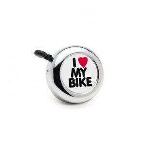 """Electra Cloche Vélo """" I Love Mon Sonnette Cloche Sonnette Vélo"""