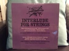 "ROBERT BENTLEY & HIS ORCHESTRA - Interlude For Strings 12"" LP VGC # FREE P&P UK#"