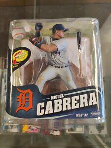 2014 MIGUEL CABRERA MCFARLANE FIGURE MLB 32 SERIES DETROIT TIGERS