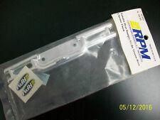 NEW RPM Rear Tubular Bumper Chrome Traxxas Revo 80483 NIB