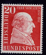 GERMANY  SCOTT# 776 MNH BARON VOM STEIN
