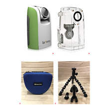 Brinno TLC200 GN Time Lapse Camera + ATH110+ Smartec Camera Bag + Smartec Tripod
