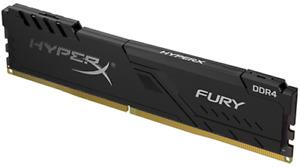 NEW Kingston HyperX FURY Black 8GB DDR4 2666MHz CL16 RAM Memory HX426C16FB3/8