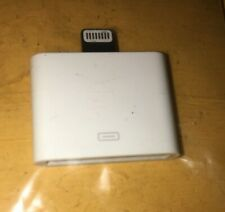 Genuine New OEM Apple MD823ZM/A Lightning to 30-Pin Adapter iPad iPhone iPod
