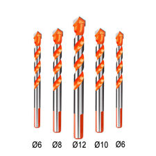 Construction Drill Bit Multi-functional Drill Bits for Tile Glass Ceramic Marble