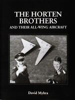 Book -    The Horten Brothers and Their All-Wing Aircraft