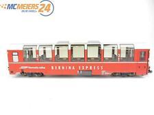 """E122 ESU Spur G 36361 Personenwagen Panoramawagen """"Bernina Express"""" Rh B / Licht"""