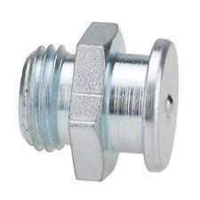 M14 x 1,5 [100 pezzi] DIN 3404 ø16mm piatto lubrificazione capezzoli ACCIAIO ZINCATO
