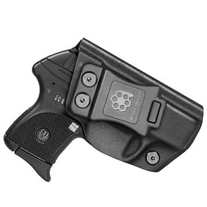 Amberide IWB KYDEX Holster Fit: Ruger LCP 380 Auto
