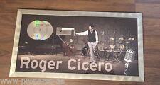 Roger Cicero Männersachen Doppel Platin Award Deutschland (goldene Schallplatte)