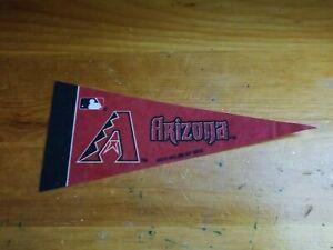 "Arizona Diamondbacks Mini 9"" MLB Baseball Pennant Flag 2013"