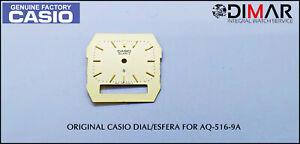 Ersatz Vintage Original Zifferblatt / Zifferblatt Casio Für AQ-516-9A