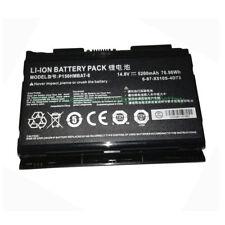 Genuine 6-87-X510S-4D73 Battery for CLEVO P150HM P150SM P151SM1 XMG P151HM1 P502