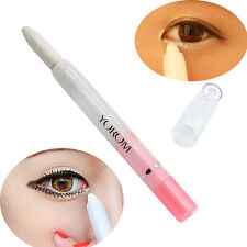 Fashion Pearl White Light Cosmetic Makeup Eyeliner Eyelip Eye Shadow Pencil Pen