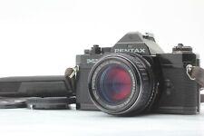 NEAR MINT+3 Pentax MX SLR 35mm Film Camera w/ SMC PENTAX M 50mm f/1.4 From JAPAN