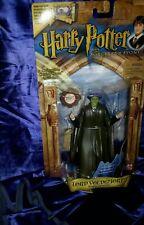 2001 Harry Potter Sorcerer wizard collection Voldemort Figure NRFB Mattel