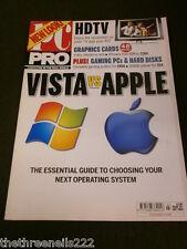 PC PRO #141 - VISTA vs APPLE - JULY 2006