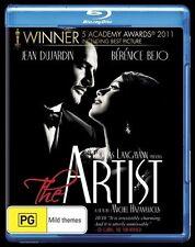 The Artist (Blu-ray, 2012)