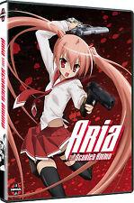 Aria. the Scarlet Ammo. the complete Series. anime. 2. DVD nuevo embalaje original.