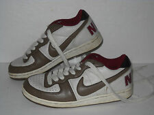 Nike Terminator Low Casual Sneakers, Birch/Brown/Burg, #308863-222 ,Womens US 7